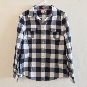 Brooks Brothers Buffalo Plaid Button Down Shirt